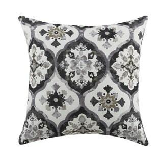 Coaster Grey Kaleidoscope Throw Pillow