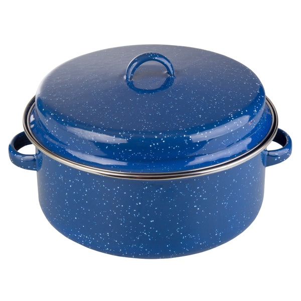5Qt Enamel Cook Pot