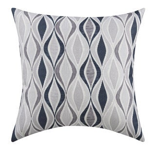 Coaster Grey Polyester 20-inch Ribbon Throw Pillow
