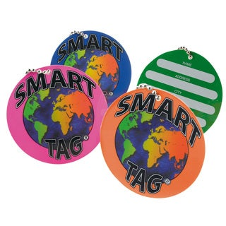 Travel Smart by Conair Luggage Tags 2-count