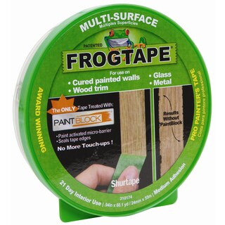 "Frogtape 1358463 .94"" X 60 Yards Green Multi-Surface Painter's Tape"