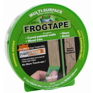 "Frogtape 1358465 1.41"" X 60 Yards Green Multi-Surface Painter's Tape"
