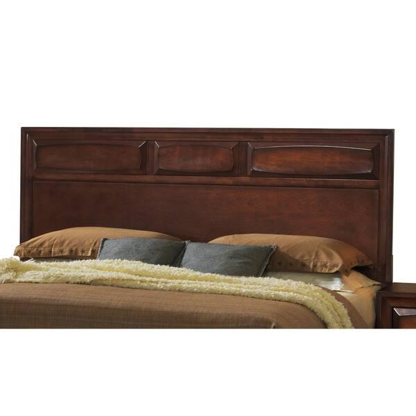 Shop Oakland Antique Oak 5-piece King-size Bedroom Set ...