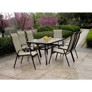 Florida Keys Outdoor 7-piece Dining Set