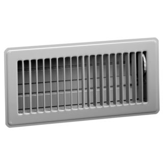 "Norwesco 559010 16"" x 20"" Light Brown Plastic Roof Vent"
