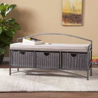 Harper Blvd Johnson Storage Bench