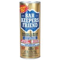 Bar Keepers Friend 11514 21 Oz Bar Keepers Friend Cleaner & Polish