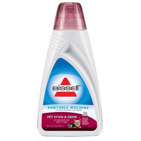Bissell 74R7 32 Oz 2X Pet Stain & Odor Formula