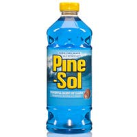 Pine Sol 41904 48 Oz Pine-Sol Sparkling Wave Scent Multi Purpose Cleaner