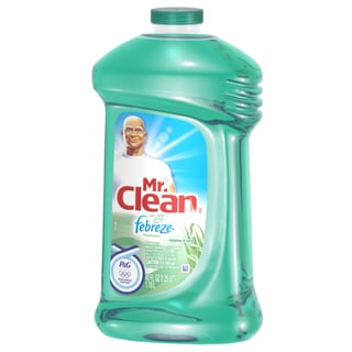 Mr Clean 16352 40 Oz Liquid Multi Surface Cleaner With Febreze Freshness