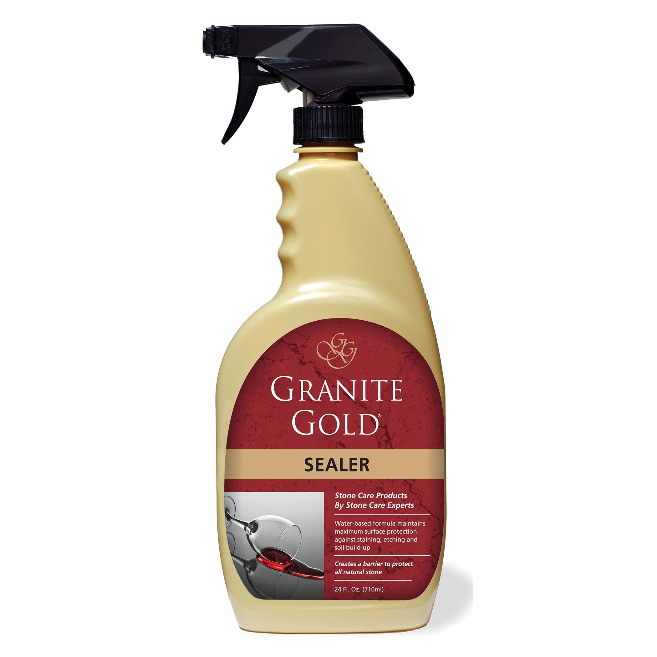 Granite Gold GG0036 Granite Sealer (Granite Sealer 24oz)