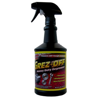 Spray Nine 22732 32 Oz Grez Off Heavy Duty Degreaser