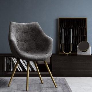 Finn Grey Tweed Chair