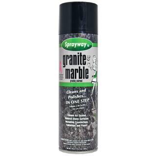 Sprayway SW702R 20 Oz Aerosol Granite & Marble Spray https://ak1.ostkcdn.com/images/products/12542996/P19345735.jpg?impolicy=medium