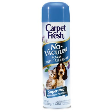Shop Carpet Fresh 280129 No Vacuum Super Pet Odor Neutralizer - Free Shipping On Orders Over $45 - Overstock - 12543044