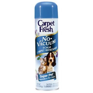 Carpet Fresh 280129 No Vacuum Super Pet Odor Neutralizer