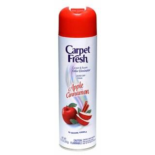 Carpet Fresh 280174 10.5 Oz Apple Cinnamon Foam Carpet & Room Odor Eliminator