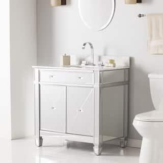 Harper Blvd Sutcliffe Marble Top Double-Door Bath Vanity Sink|https://ak1.ostkcdn.com/images/products/12543117/P19345700.jpg?impolicy=medium