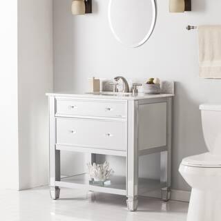 Harper Blvd Sutcliffe Marble Top Bath Vanity Sink|https://ak1.ostkcdn.com/images/products/12543310/P19345929.jpg?impolicy=medium