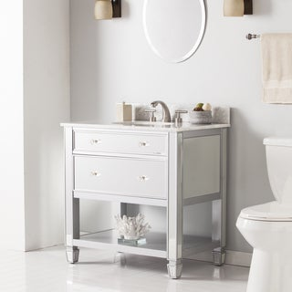 single sink white bathroom vanity. harper blvd sutcliffe marble top bath vanity sink single white bathroom q