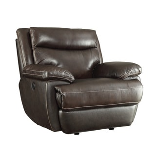 Coaster Company Brown Power Glider Recliner