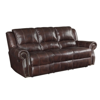 Coaster Company Brown Motion Sofa