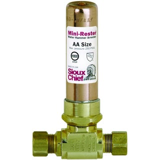 "Sioux Chief 660-GTC1 3/8"" Mini-Rester Water Hammer Arrester"