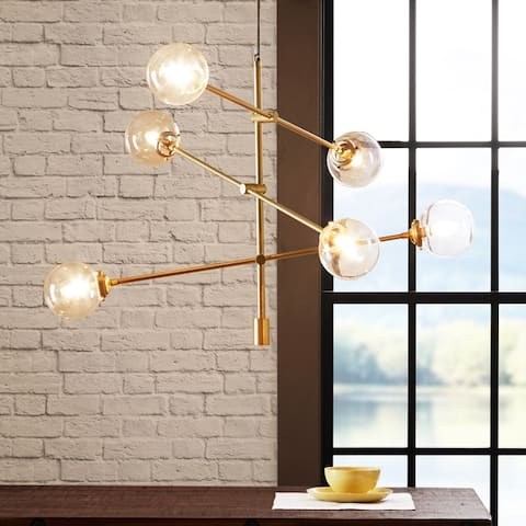Carson Carrington Tomten 6-light Sputnik Chandelier
