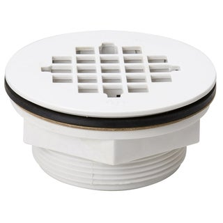 B And K Industries 133-101 Quick Caulking Shower Drains