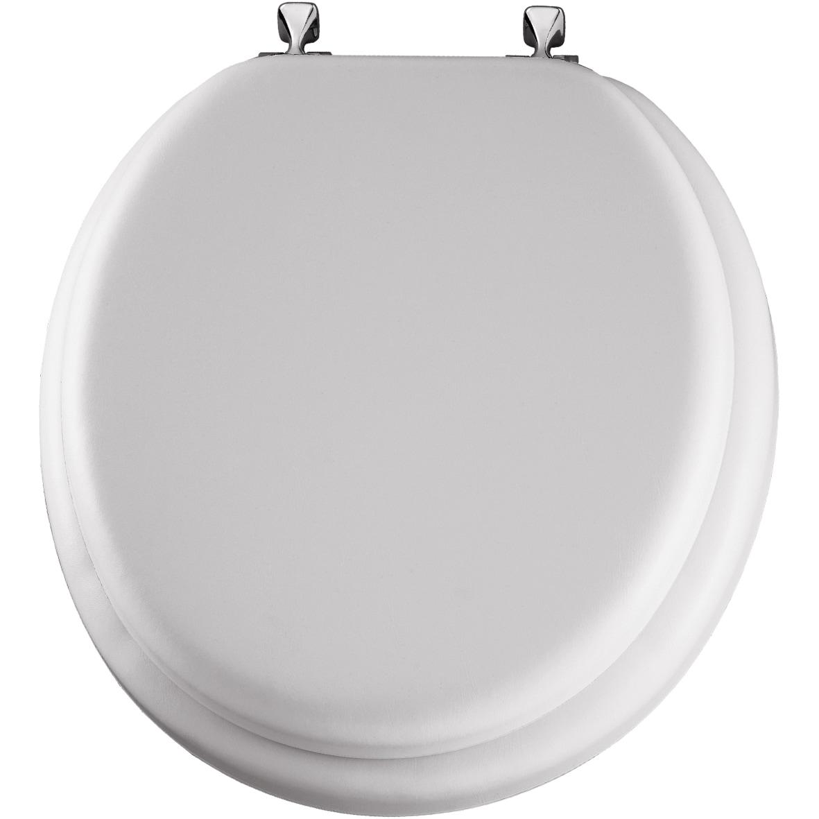 Phenomenal Mayfair 13Cp 000 Round Deluxe Soft Toilet Seat Evergreenethics Interior Chair Design Evergreenethicsorg