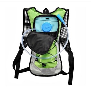 Multipurpose Camper/Hiker/Cyclist Hydration Backpack with Removable 70-ounce Bladder
