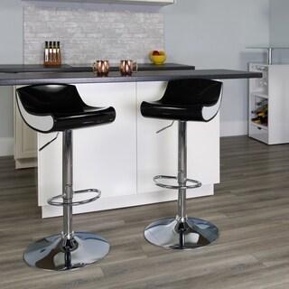 Adjustable Plastic Barstool