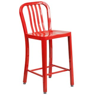 red counter bar stools for less overstock. Black Bedroom Furniture Sets. Home Design Ideas
