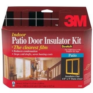 3M 2144W-6 Interior Patio Door Insulator Kit