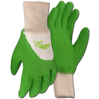 Boss Gloves 8404GM Green Dirt Digger Gardening & General Purpose Gloves
