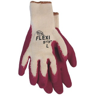 Boss Gloves 8423L Flexi Grip Latex Palm Gloves