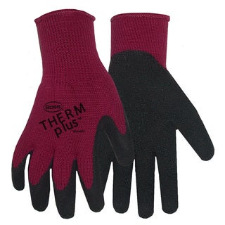 Boss Gloves 8435B Women's Therm Plus Stretchable Gloves