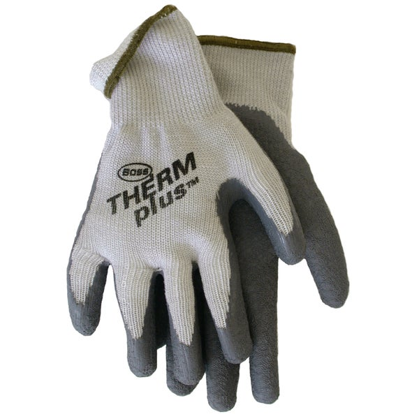 Boss Gloves 8435M Mens Therm Plus String Knit Gloves