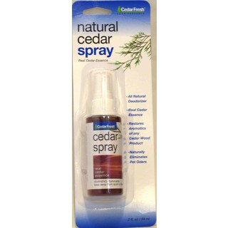 Cedar Fresh 81702 Cedar Power Spray