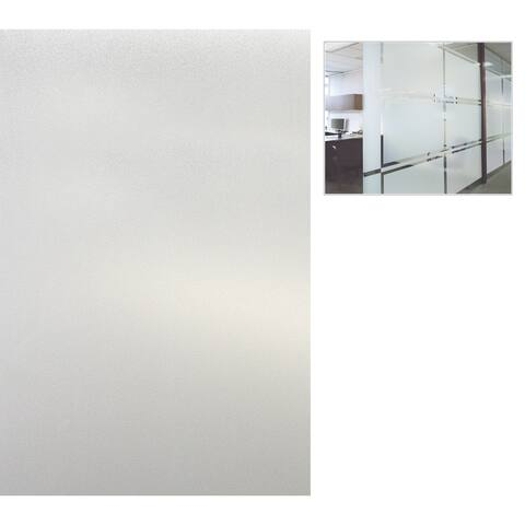 "Artscape 01-0122 36"" X 72"" Etched Glass Design Window Film"