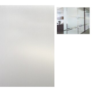 "Artscape 01-0122 36"" X 72"" Etched Glass Design Window Film"
