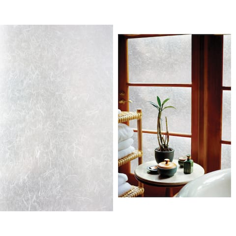 "Artscape 01-0134 24"" X 36"" Rice Paper Design Window Film"