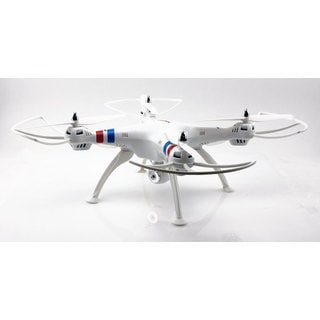 Syma X8W WiFi FPV White Quadcopter with Gyro and Camera