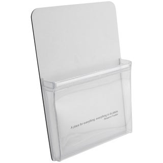 Master Magnetics 08041 Clear Magnetic Pouch