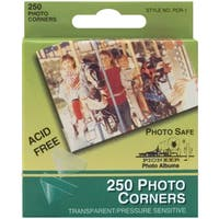 Pioneer Photo Albums PCR1 Photo Corners 250-count