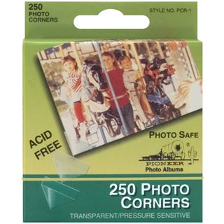 Pioneer Photo Albums PCR1 Photo Corners 250-count