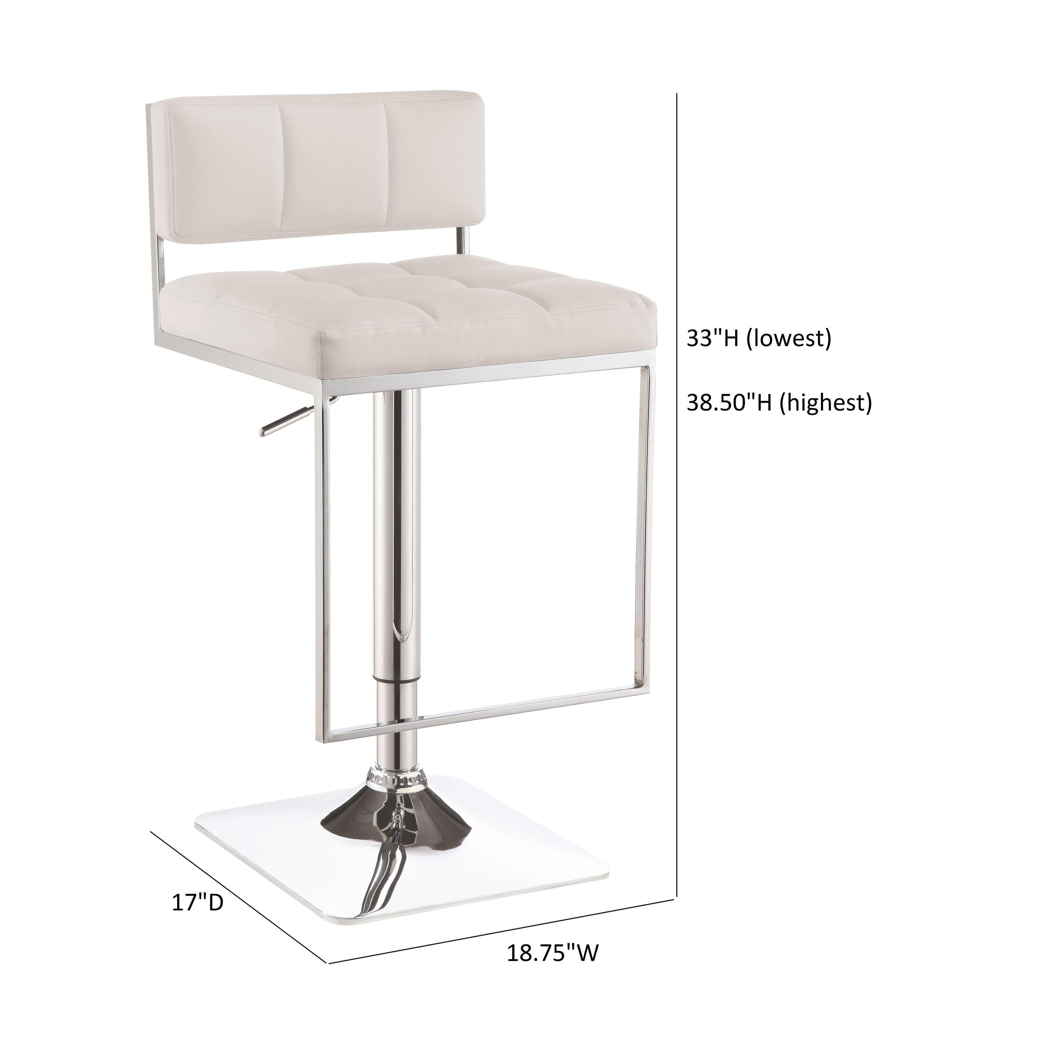 Peachy Silver Orchid Price Silver Metal Foam Adjustable Bar Stool Ibusinesslaw Wood Chair Design Ideas Ibusinesslaworg