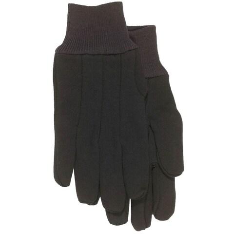 Boss Gloves 4020B Brown Jersey Gloves