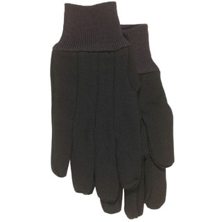 Boss Gloves 4020B Brown Jersey Gloves
