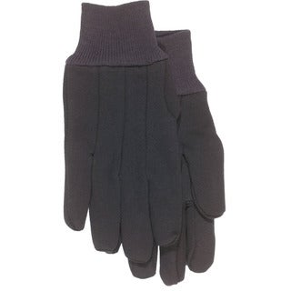Boss Gloves 4021 Large Brown Jersey Gloves